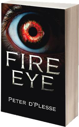 Fire Eye by Peter d'Plesse